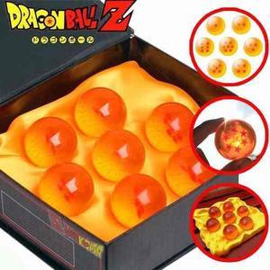 Esferas del dragon ball 100 % original caja imantada stock!!