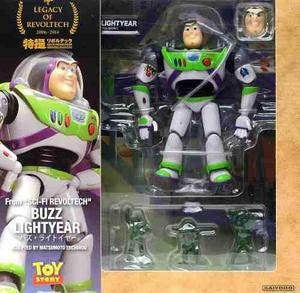1e2b17b6eda7a Figura original revoltech  toy story - buzz lightyear en Lima ...