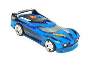 Hot wheels hyper racer luces y sonidos licencia mattel