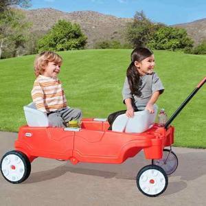Little tikes - fold 'n g wagon parque playa paseo bebe niño
