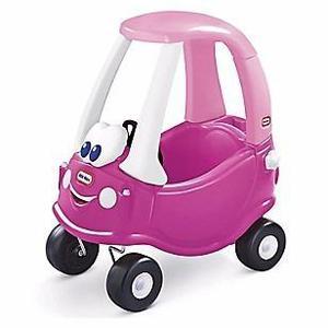 Little tikes princess cozy coupe magenta rosado para niña