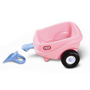 Little tikes princess cozy coupe trailer niña oferta