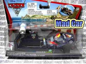 Mc mad car auto cars disney pixar max schnell con lanzador