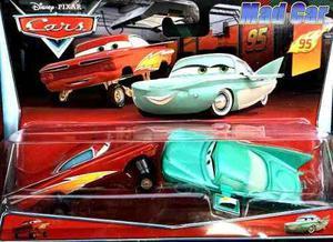 Mc mad car auto cars hydraulic ramone pit crew flo disney