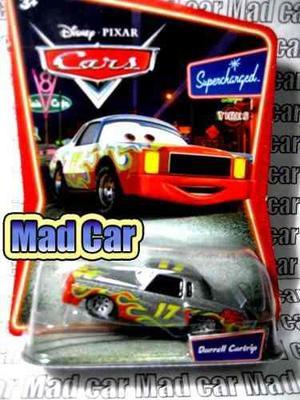 Mc mad car cars disney pixar coleccion auto darrell cartrip