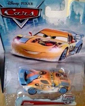 Mc mad car cars disney pixar miguel camino ice racers auto
