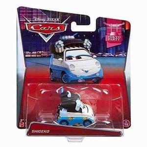 Mc mad car shigeko cars disney pixar auto japon japan