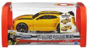 Mc mad car transformers robot 1/24 chevrolet camaro navidad