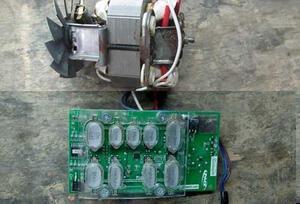 Motor, rotores d licuadora, extractoras,batidoras, full mdls