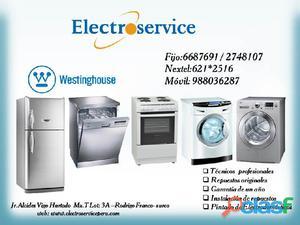 Servicio técnico//2748107 reparación de refrigeradoras White Westinghouse