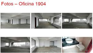 Alquiler oficina casco 140m2 piso 19 torre real san isidro -