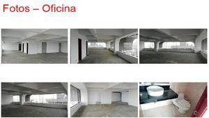 Alquiler oficina casco 297m2 piso 19 torre real san isidro -