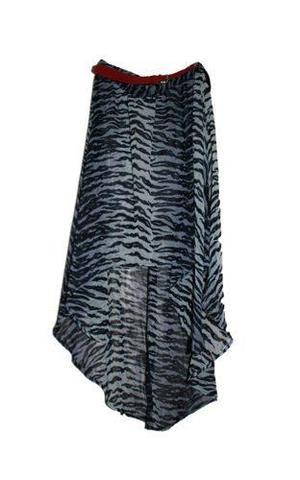 2b1b194102 Falda americana animal print monaco (incluye cinturón)