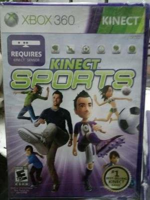 Juegos Para Kinect Xbox 360 Original Nuevos O Cambio En Lima