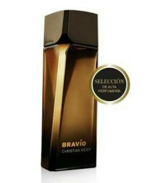 Nuevo perfume bravio 100 % original de christian meier