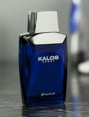 Nuevo perfume kalos sport 100 % original y garantia de esika