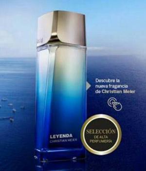Nuevo perfume leyenda 100% original y garantia total