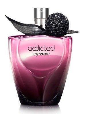 Perfume addicted mujer cyzone nuevo sellado garantía total!