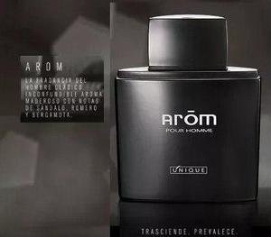 Perfume arom clasico unique hombre gran original y nuevo!
