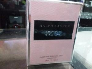 Perfume mujer ralph lauren midnight romance nuevo!!! usa