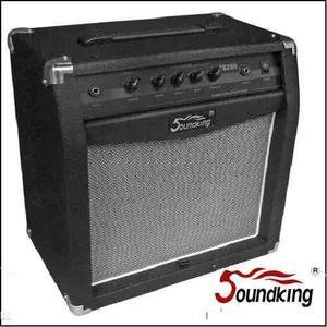 Amplificador bajo soundking sb300 de 30w rms d-carlo