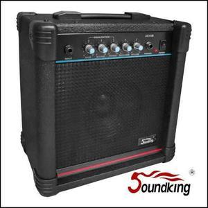 Amplificador soundking ak15b para bajo 16w rms d-carlo