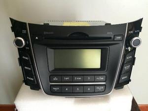 Auto radio original hyundai i30 2015 nueva + conector origin