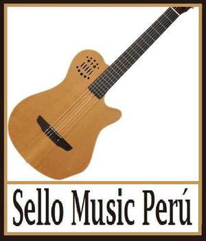 Guitarra acústica godin nacional. nuevas!! oferta
