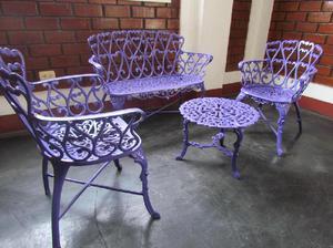 Muebles juego terraza clasf - Muebles de piscina ...