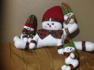 Muecos Para Arbol De Navidad. Perfect Great Top Decoracin De Fieltro ...