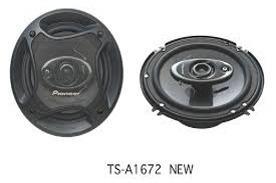 Parlantes para auto marca pioneer ts a1672s / ts a6962s