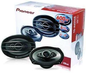 Parlantes pioneer ts-a6994s pentaxiales de 600w a s/.299,99
