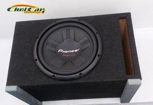Subwoofer mas caja acustica pioneer 12 pulg. 400 rms