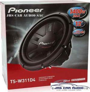 Subwoofer pioneer doble bobina ts-w311d4 a s/.279,99 soles