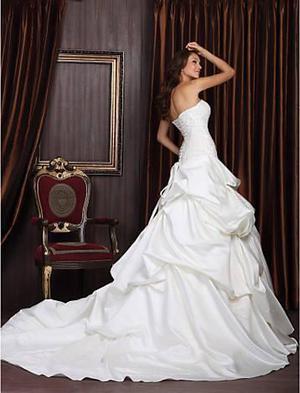 Vendo vestido de novia nuevo!