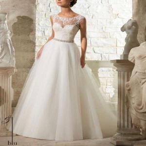 Vestido de novia diseñador importado