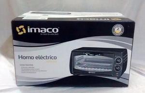 Horno eléctrico tostador imaco nuevo en caja sellada