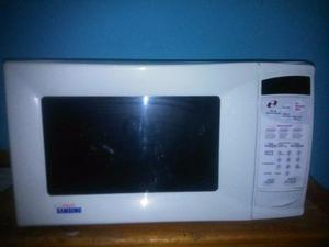 Horno microondas chef samsung 32 lt delivery oferta!!