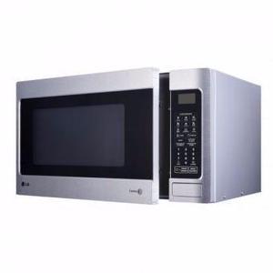 Horno microondas dorador lg 40 litros mh1442x - plateado