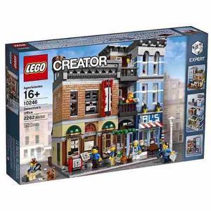 Lego creator expert 10246 la oficina del detective