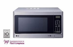 Lg - horno microondas dorador 40 litros mh1442x - plateado