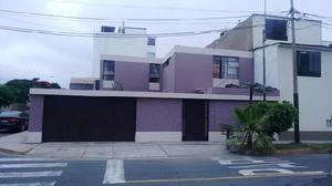Vendo propiedad en esquina, zona residencial en santiago de