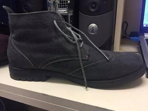Botines zapatos de cuero tommy hilfiger originales 44