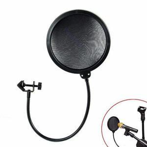 Filtro anti pop para microfonos de estudio de grabacion