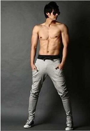 Pantalon slim fit moda coreana jogger hombre delivery gratis a1cb43a18f40