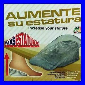 6232c76f37 Plantilla silicona elevate mas shoes crece elevadoras alto