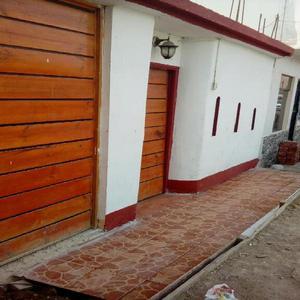 Remato terreno con casa prefabricada