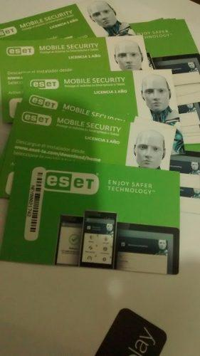 Antivirus eset nod32 mobile smarth phone o tablet (android)
