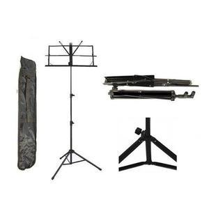 Atril de partitura soporte parante pedestal stand d-carlo