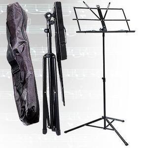 Atril stand pedestal parante importado para partituras funda